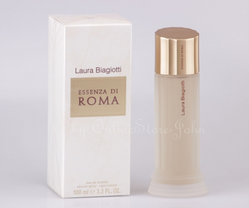 Laura Biagiotti - Essenza di Roma - 100ml EDT Eau de Toilette