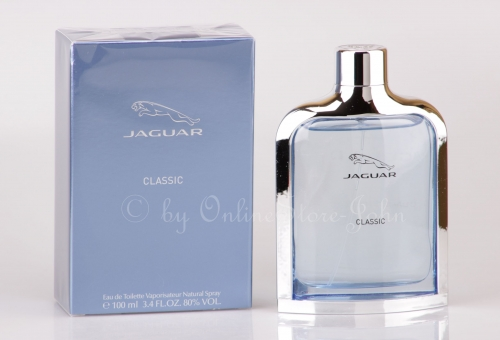 Jaguar - Classic - 100ml EDT Eau de Toilette