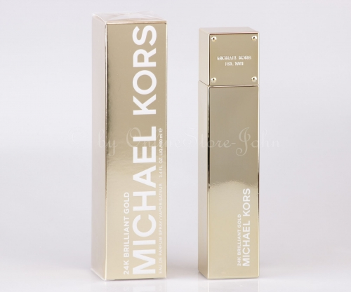 Michael Kors - 24K Brilliant Gold - 100ml EDP Eau de Parfum