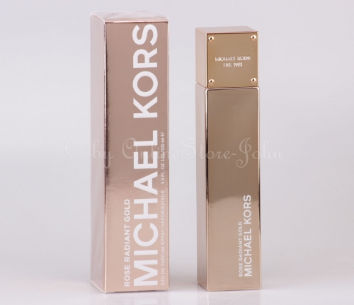 Michael Kors - Rose Radiant Gold - 100ml EDP Eau de Parfum