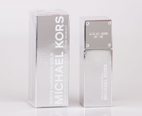 Michael Kors - White Luminous Gold - 50ml EDP Eau de Parfum