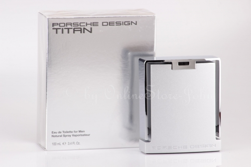 Porsche Design - Titan - 100ml EDT Eau de Toilette