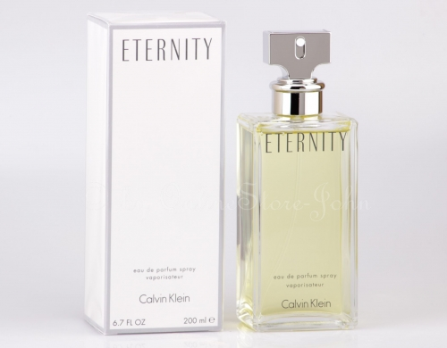 Calvin Klein - Eternity for Woman - 200ml EDP Eau de Parfum