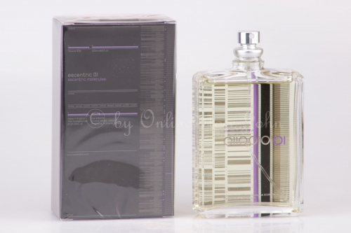 Escentric Molecules - Escentric 01 - 100ml EDT Eau de Toilette