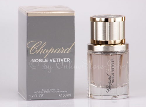 Chopard - Noble Vetiver - 50ml EDT Eau de Toilette