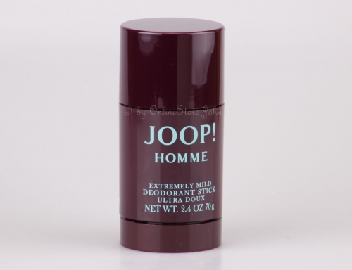 Joop - Homme - 75ml Extremely Mild Deodorant Stick - Deostick