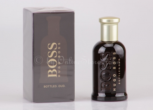 Hugo Boss - Bottled Oud - 50ml EDP Eau de Parfum