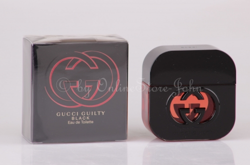 Gucci - Guilty Black pour Femme - 30ml EDT Eau de Toilette