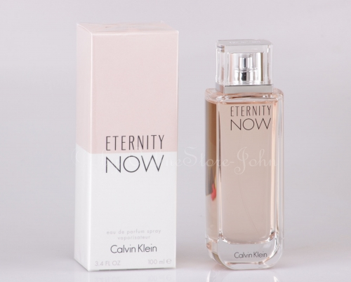 Calvin Klein - Eternity Now for Her - 100ml EDP Eau de Parfum