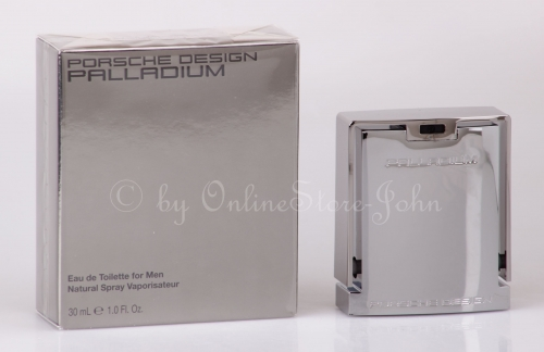 Porsche Design - Palladium - 30ml EDT Eau de Toilette