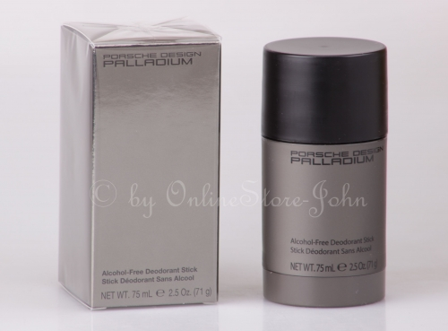 Porsche Design - Palladium - 75ml Deo Stick - Deodorant