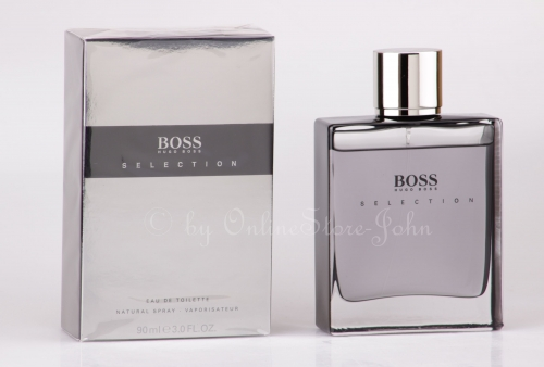 Hugo Boss - Selection - 90ml EDT Eau de Toilette