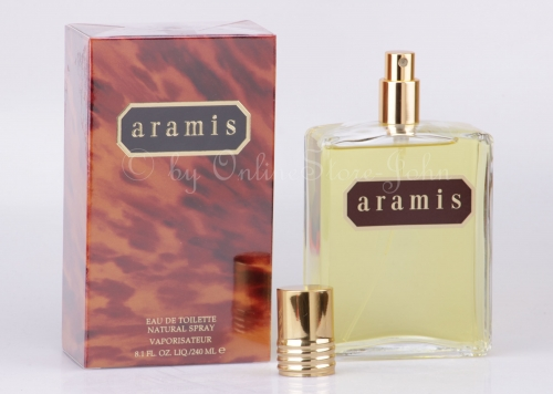 Aramis - Classic for Men - 240ml EDT Eau de Toilette Sprayflasche