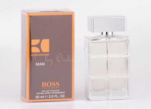 Hugo Boss - Orange for Man - 60ml EDT Eau de Toilette