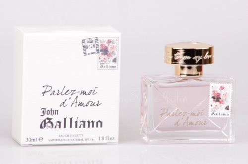 John Galliano - Parlez-moi d'Amour - 30ml EDT Eau de Toilette