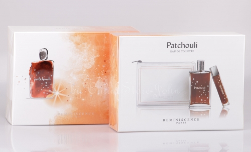 Reminiscence - Patchouli Set - 100ml + 20ml EDT + Bag