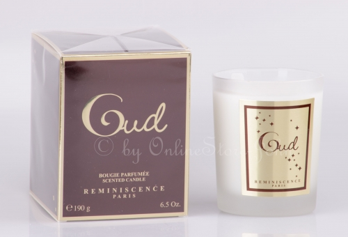 Reminiscence - Oud - 190g Duftkerze / perfumed Candle