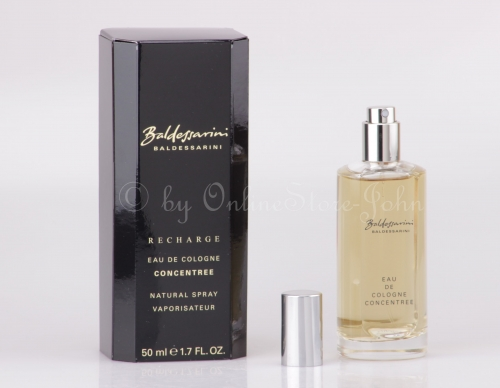 Baldessarini - Eau de Cologne Concentree - 50ml EDC Recharge