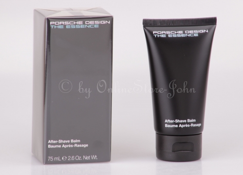 Porsche Design - The Essence - 75ml After Shave Balm / Balsam