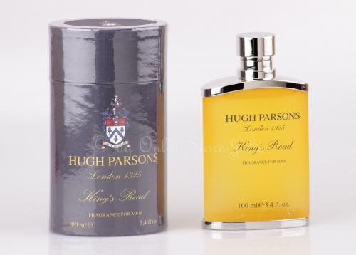 Hugh Parsons - King's Road - 100ml EDP  Eau de Parfum