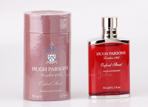 Hugh Parsons - Oxford Street - 50ml EDP  Eau de Parfum