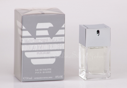Emporio Armani - Diamonds for Men - 30ml EDT Eau de Toilette