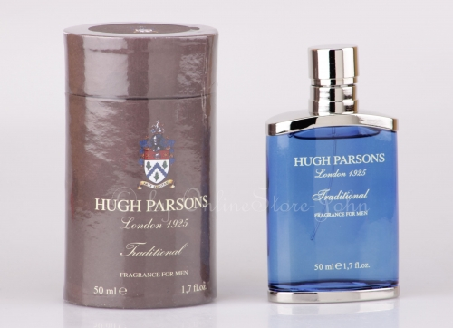 Hugh Parsons - Traditional - 50ml EDP  Eau de Parfum