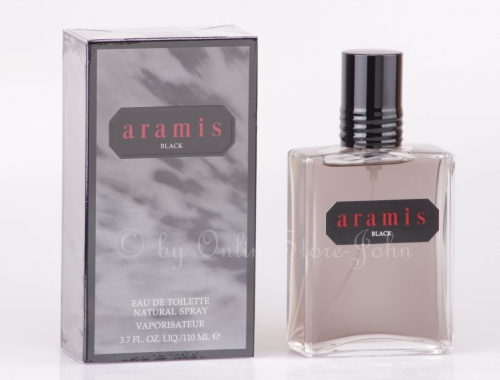 Aramis - Black for Men - 110ml EDT Eau de Toilette