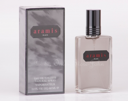 Aramis - Black for Men - 60ml EDT Eau de Toilette