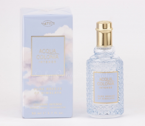 4711 - Acqua Colonia Intense - Pure Breeze of Himalaya - 50ml Eau de Cologne
