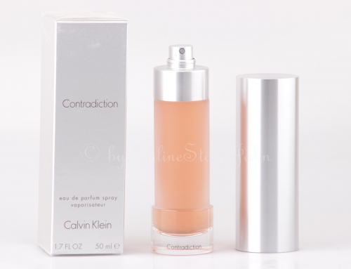 Calvin Klein - Contradiction for Woman - 50ml EDP Eau de Parfum