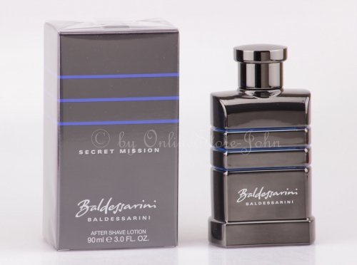Baldessarini - Secret Mission - 90ml After Shave Lotion