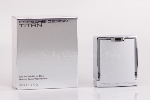 Porsche Design - Titan - 30ml EDT Eau de Toilette