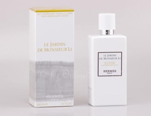 80d8dcaddb0 Hermes - Le Jardin de Monsieur Li Set - 100ml EDT + 40ml Bodylotion ...