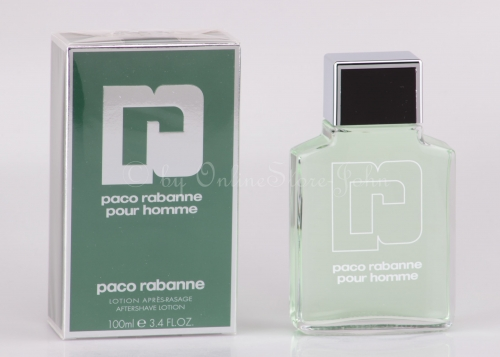 Paco Rabanne - pour Homme - 100ml After Shave Lotion