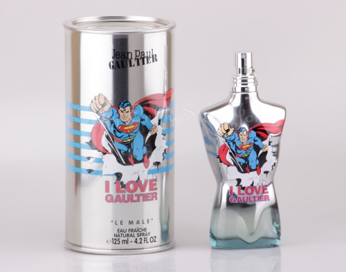Jean Paul Gaultier - Le Male Eau Fraiche Superman - 125ml EDT Eau de Toilette