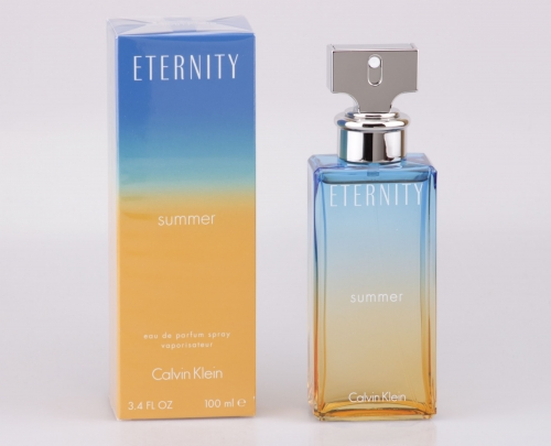 Calvin Klein - Eternity Summer 2017 - 100ml EDP Eau de Parfum