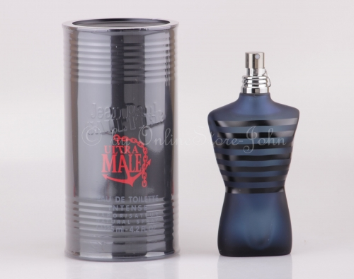 Jean Paul Gaultier - Le Ultra Male Intense - 125ml EDT Eau de Toilette