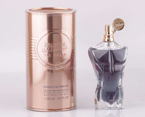Jean Paul Gaultier - Le Male Essence - 125ml EDP Eau de Parfum Intense