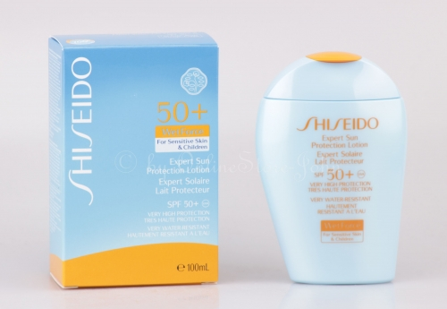 SHISEIDO - Expert Sun - Protection Lotion 100ml SPF 50+