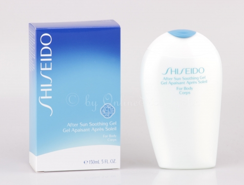 SHISEIDO - After Sun - Soothing Gel 150ml