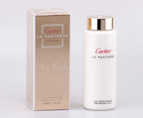 Cartier - La Panthere - 200ml perfumed Body Lotion