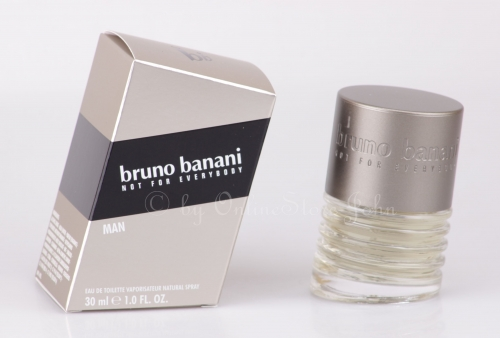 Bruno Banani - Man / Men - 30ml EDT - Not for Everybody