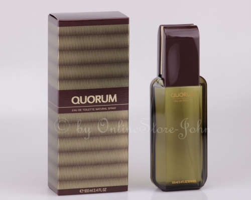 Antonio Puig - Quorum - 100ml EDT Eau de Toilette