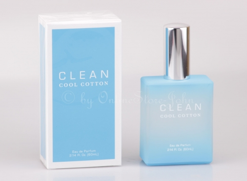 Clean - Cool Cotton - 60ml EDP Eau de Parfum