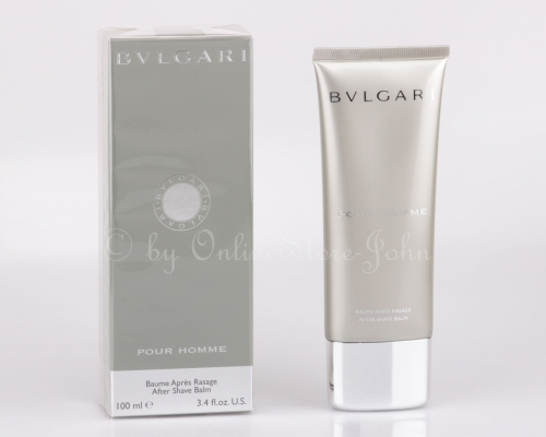 Bvlgari - pour Homme - 100ml After Shave Balm