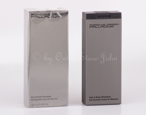 Porsche Design - Palladium - 200ml Shower Gel / Hair & Body Shampoo