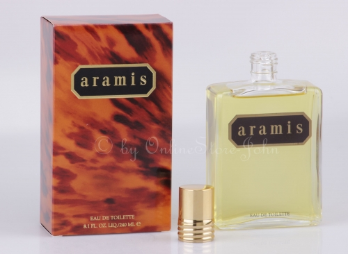 Aramis - Classic for Men - 240ml EDT Eau de Toilette Splash