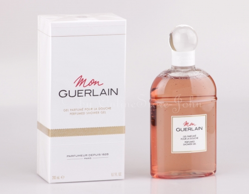Guerlain - Mon Guerlain - 200ml perfumed Shower Gel
