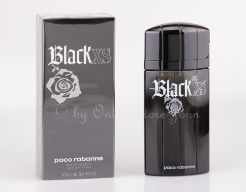 Paco Rabanne - Black XS for Him - 100ml EDT Eau de Toilette